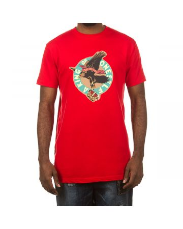 A King SS Tee (Racing Red)