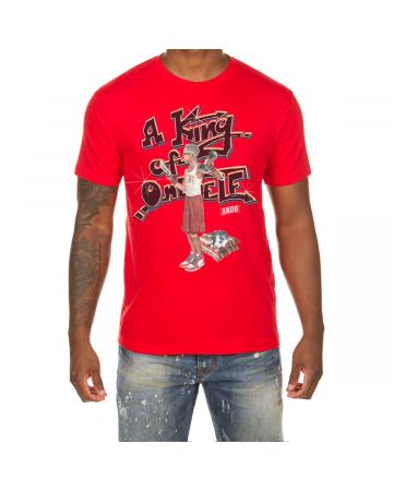 Heir To The Throne SS Tee (Red)