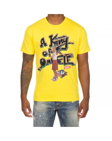 Heir To The Throne SS Tee (Yellow)