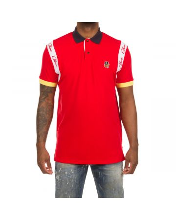 Destiny SS Polo (Racing Red)