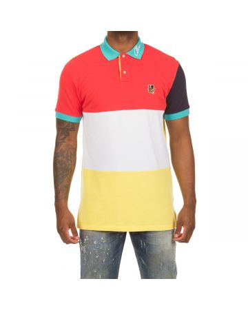 Nepal SS Polo (Goldfinch)