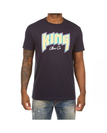 King SS Knit (Navy)