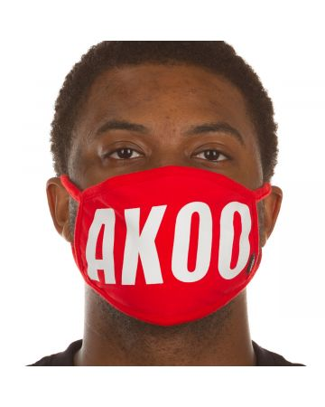 Akoo Mask (Racing Red)