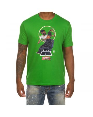 High Top SS Tee (Online Green)