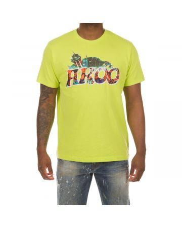 Robot Akoo SS Knit (Acid Lime)