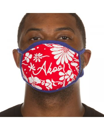 Mask On Mask (Racing Red)