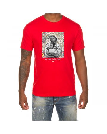 No Rivals SS Tee (Racing Red)