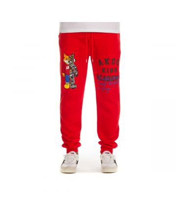Phys Ed Jogger (Racing Red)