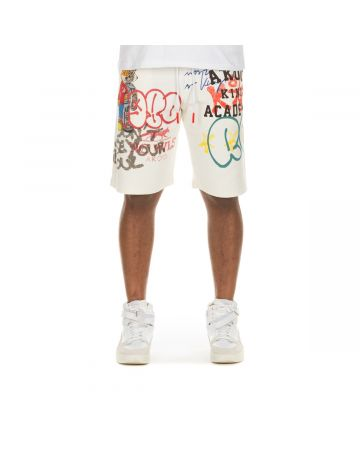 Rvls Short (Whisper White)