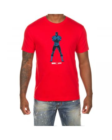 Stance SS Tee (Red)