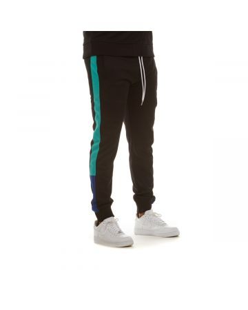Throne Track Pant (Black)