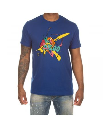 Explosion SS Tee (Sodalite)