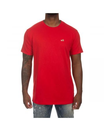 Snobby SS Knit (Racing Red)
