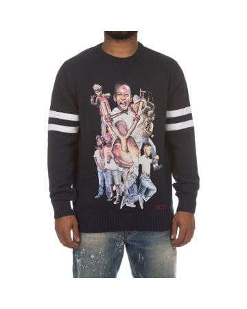 Yung Kings Sweater (Navy)