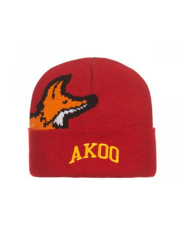 AKOO Capt. Knit Hat (Red)