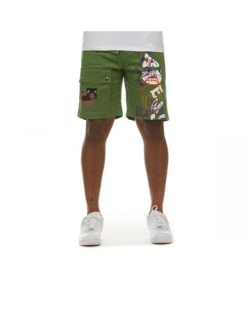 All Conference Short (Artichoke Green)