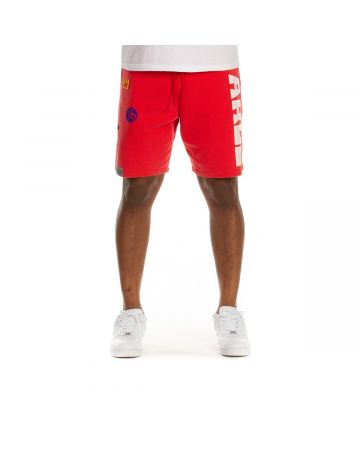 Akoo Tribe Short (High Risk Red)