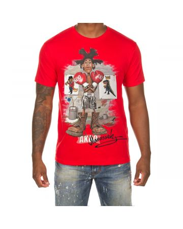 Sweet Science SS Tee (Red)