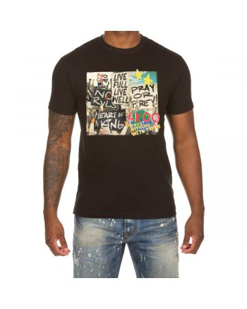 Protest SS Tee (Black)