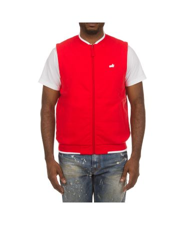 Baron Vest (Racing Red)