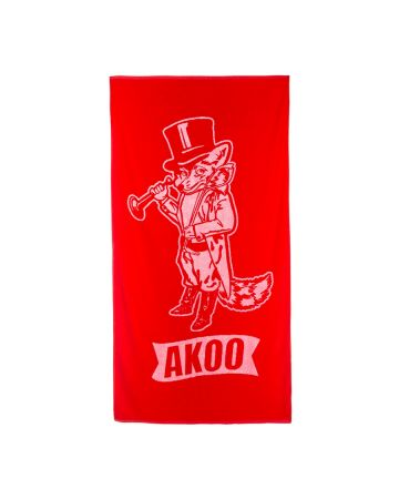 King Towel (Poppy Red)