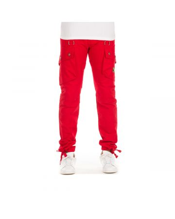 Bark Cargo Pant (Chili Pepper)