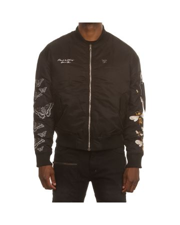 The Champ Jacket (Black)