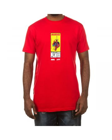 Peter SS Tee (Red)