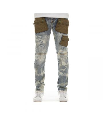 Chambers Stretch Jean (Naples)