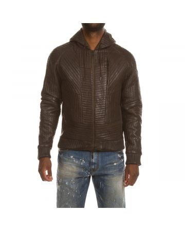Armor Jacket (Brown)