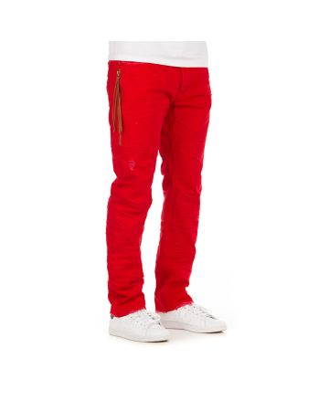 Orbit Jean (Racing Red)