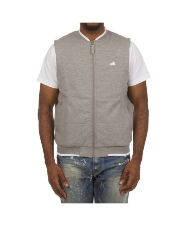 Baron Vest (Heather Grey)