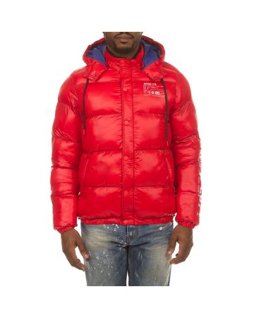 Hiker Jacket (Racing Red)