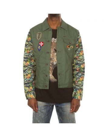 Nevermore Jacket (Thyme)