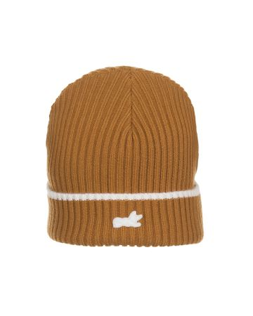 Fox Knit Hat (Chipmunk)