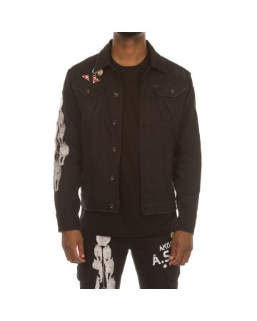 Vandal Jacket (Black)