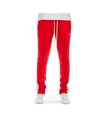 Track Pant (Red/White)