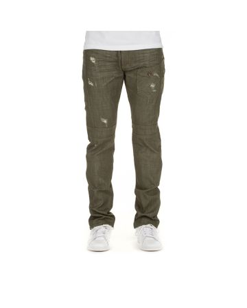 Crown Jean (Rifle Green)