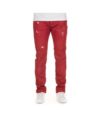 Crown Jean (Racing Red)