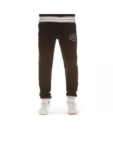 Cap Sweatpant (Black)