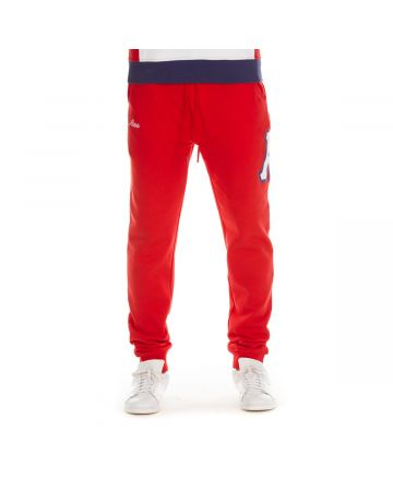 Warmups Jogger (Racing Red)