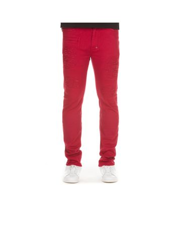 "30"" Carcal Jean (Racing Red)"
