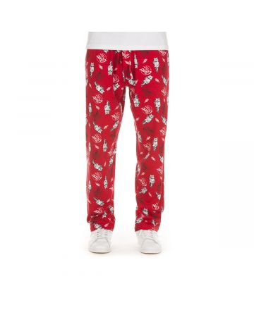 Slick Sleep Pant (Chili Pepper)