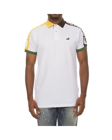 Strike SS Polo (Bleached White)
