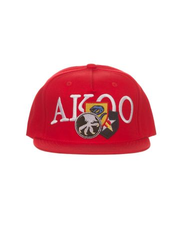 Infantry Snapback Hat (Racing Red)
