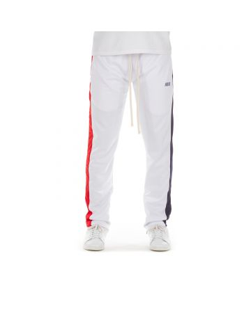 Tri-Crown Track Pant (White)