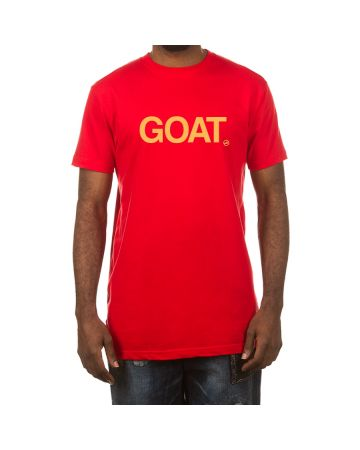 Goat SS Tee (Red)