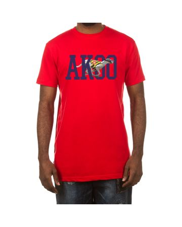 Takeoff SS Tee (Red)