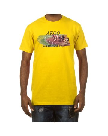 Make Moves SS Tee (Yellow)