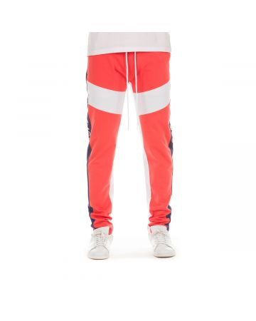 Whiskey Pant (Hot Coral)